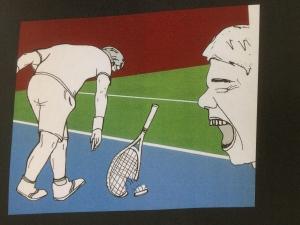 zwaar racket